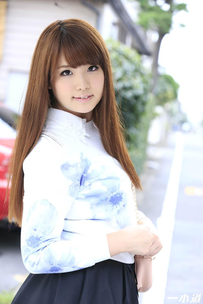一本道・現役女子大生のAV女優志願・安藤ありさ・98148