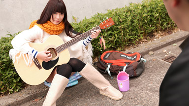 艾乃猫 我们在街上音乐家AV登场