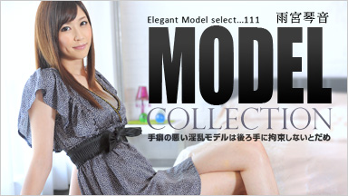 雨宮琴音 「Model Collection select...111 エレガンス」