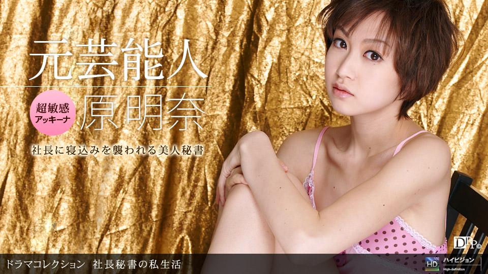 1Pondo 070210_869 Akina Hara 社長秘書の私生活