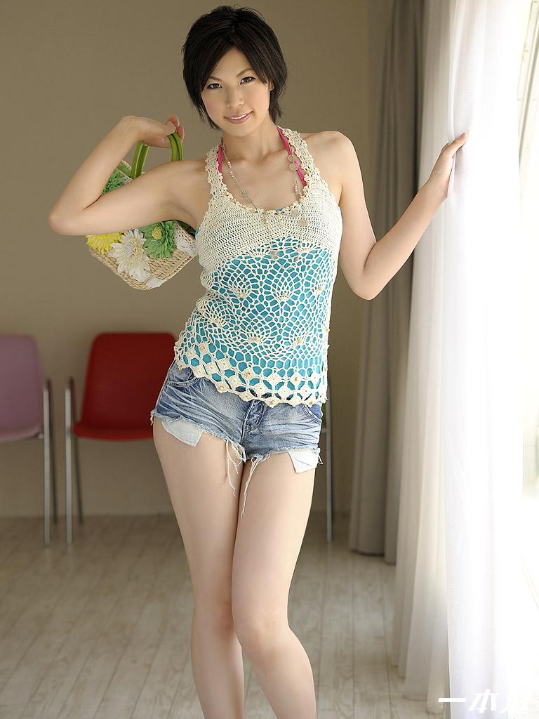 一本道・モデルコレクション フェチ 青山沙希・青山沙希・53811