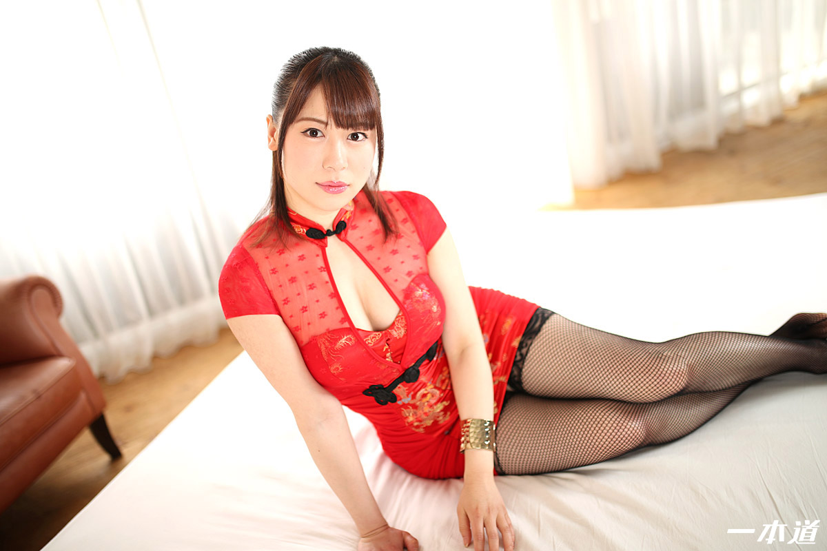 一本道・メイリン 〜上海と日本のハーフ美女 スペシャル版〜 ・メイリン ・145889
