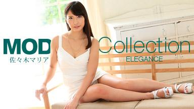Sasaki Maria Model Collection Elegance Sasaki Maria