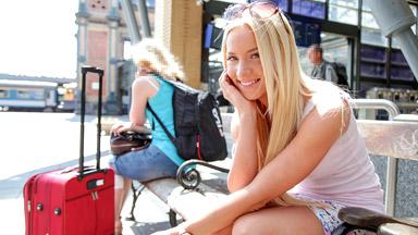Chiara I was raised by a self-confident blonde porn star