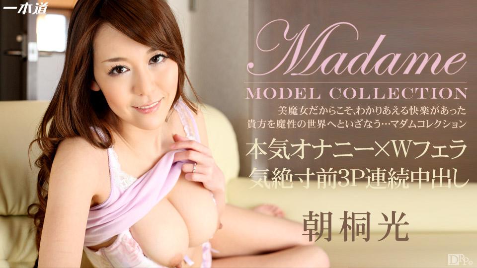 モデルコレクション マダム 朝桐光 サンプル画像
