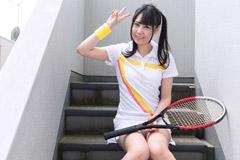 豊田ゆう ときめき 〜笑顔が爽やかなテニス女子〜